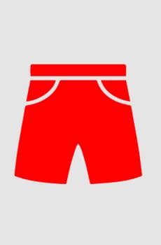 Kalhoty, legíny a šortky